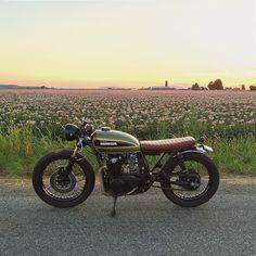 1975 Honda CB550 Cafe Racer Custom for sale