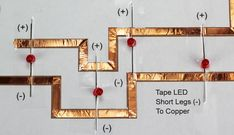 Christmas light-up cards using paper circuits. Great STEM or makerspace projects use copper tape, LED & coin cell battery. Diy Christmas Cards, Christmas Paper, Christmas Lights, Holiday Crafts, Christmas Decor, Christmas Ideas, Tape Crafts, Crafts To Make, Scrapbooking