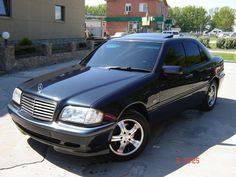 Ten Cars That Will Make You Look Like a Douche - 10. Old Mercedes C-Class
