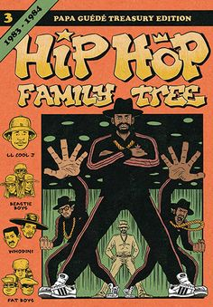 7ed8bd8d249 Hip Hop Family Tree - Volume 3 Family Tree Book