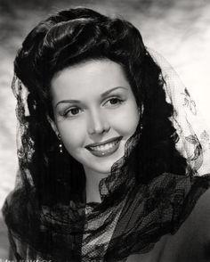 Always beautiful ~ Ann Miller 1946, so talented!