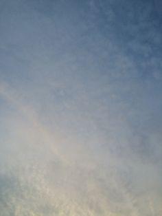 2015년 2월 20일의 하늘