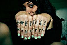 Hopeless,Radeo suicide,Romantic,Tats,Tattoo - inspiring picture on PicShip.com
