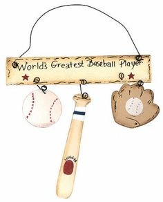 worlds_greatest_baseball_player_wood_ornament_sign.jpg (363×450)