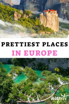 Europe travel | Europe travel destinations | Europe beautiful places | Most beautiful places in Europe | Most beautiful places to visit in Europe | Europe bucket list ideas | best places to visit in Europe #europe #travel