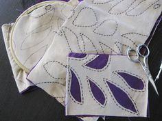 Alabama Stitch Book Pincushion | Another work in progress