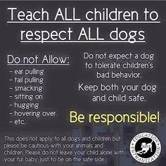 Children & Your German Shepherd