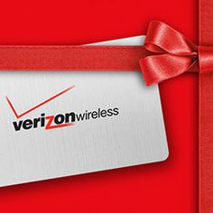 'Tis the season to give the gift of technology with a Verizon Wireless gift card.