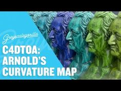 Greyscalegorilla Blog | Three Ways to Use the Arnold Curvature Map
