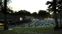 Merriweather Post Pavilion, Columbia MD