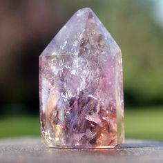 Small Ametrine Point | Stone & Violet