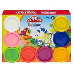 Play-Doh Case of Colours | Kmart