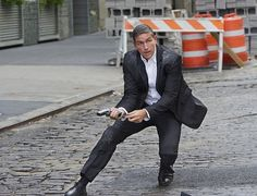 Reese (Jim Caviezel, pictured), Shaw and Fusco must protect an unassuming office worker who stumbles into a dangerous conspiracy while moonlighting as a fake detective. Meanwhile, Finch travels to Hong Kong as part of his academic cover identity, on PERSON OF INTEREST, Tuesday, Oct. 8 (10:01-11:00 PM ET/PT) on the CBS Television Network. Photo: John Paul Filo/CBS ©2014 CBS Broadcasting Inc. All Rights Reserved.