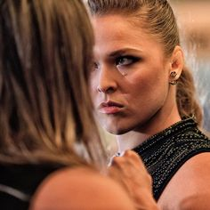 stare-down face of Ronda Rousey : if you love #MMA, you'll love the #UFC & #MixedMartialArts inspired fashion at CageCult: http://cagecult.com/mma