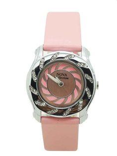 watches for women designer   home watches women watches pink designer womens wrist watch by nova