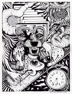 Mac Blackout Limited Edition Signed Print 8.5 x 11 by MacBlackout, $20.00