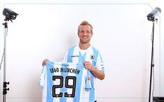 1860 Munich sign Stefan Aigner on 4-year deal.