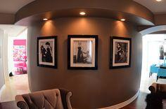 Gallery lighting idea for living room