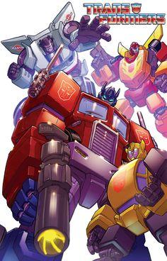 Transformers by MiaCabrera.deviantart.com on @deviantART