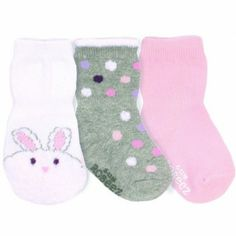 Robeez Socks - how cute would these be for Easter? www.rightstart.com