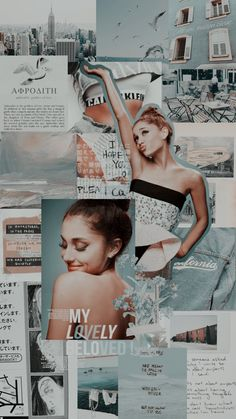 Ariana Grande Tumblr, Ariana Grande Drawings, Ariana Grande Pictures, Ariana Grande Facts, Watercolor Wallpaper Iphone, Iphone Wallpaper Fall, Music Wallpaper, Ariana Grande Background, Ariana Grande Wallpaper