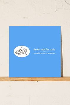 Death Cab For Cutie - Something About Aeroplanes LP - Urban Outfitters