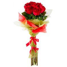 Артикул: 035-156 Состав букета: 7 роз красного цвета, декоративная зелень, оформление Размер: Высота букета 60 см Роза: Выращенная в Украине http://rose.org.ua/bukety-iz-roz/1264-ty-.html #букеты #букетроз #доставкацветов #RoseLife #flowers #SendFlowers #купитьрозы #заказатьрозы   #розыпоштучно #доставкацветовкиев #доставкацветовукраина #срочнаядоставка #заказатьрозыкиев