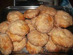 Pastas de almendra Churros, Empanadas, Sin Gluten, Cookie Bars, Cookie Recipes, Muffin, Keto, Cookies, Chocolate