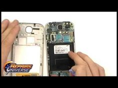 Learn how to replace a screen on a Samsung Galaxy S4 using our in depth repair guide brought to you by Repairs Universe to find the parts you need to repair you Galaxy S4 at http://www.repairsuniverse.com/samsung-galaxy-s4-replacement-parts-screens.html