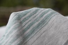 100% linen fabric Pera Natural Green Stripe 350gsm. French | Etsy Room Darkening Curtains, Blackout Curtains, Grain Sack, Roman Blinds, Green Stripes, Linen Fabric, Modern Interior, Bed Sheets, Decorative Accessories