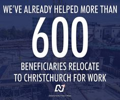 Our $3k to Christchurch initiative is helping beneficiaries back into work and is addressing skill shortages. http://ntnl.org.nz/10w2r2n