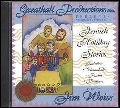 Jewish Holiday Stories: Chanukah, Purim, Pass