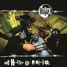 Hijack The Horns Of Jericho Vinyl LP