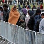 uprchlici z prchajici do evropy