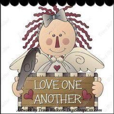 raggedy love