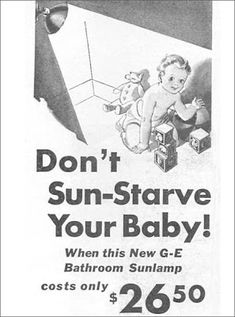 Creepy Kids in Creepy Vintage Ads - Wait But Why