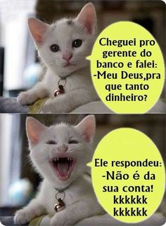 Rir                                                                                                                                                      Mais Top Memes, Funny Memes, Funny Quotes, Jokes, Hilarious, Funny Phrases, Really Funny, Very Funny, Just Kidding