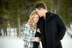 Bend Wedding and Elopement Photographer Kimberly Kay Photography {Ellie + Seann} Engagement Photo Shoot Mt.