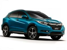 Honda HR-V  if only it actually came in this color