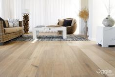 Floor Specification Type: Oggie Fsc European Oak Oliato Handscaped Greymist ( Prefinished ) Thickness: 15/4mm Width: 220mm Length: 2200mm Finish: Woca Denmark Oils Living Room, Room, Wood Floors, Home, Wood Care, Commercial Flooring, New Homes, Flooring Projects, Flooring