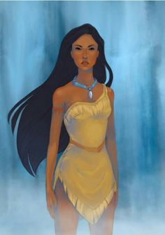 Just around the riverbend by ~BakaAya on deviantART. Pocahontas is my fav!