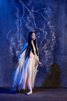 Miwako Kubota as Madame Butterfly, Australian Ballet Photo: Paul Empson