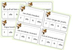 Literacy Games, Classroom Games, Literacy Centers, Teacher Hacks, My Teacher, Aries, Core French, French Grammar, Teachers Corner