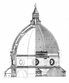 "History of Florence | Florence Italy Blog. Brunelleschi's dome. ""At the Opera del Duomo's website, there's a special section dedicated to this famous piece. After 15 years of hard work, finally all the ancient documents have been digitalized and can be consulted by anyone. Check the following link – www.operaduomo.firenze.it/cupola/home_eng.html."" And check this blog for lots more interesting stuff."
