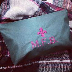 ❤️⚜⚜ #mythings #myinspiration #personalized #mybags_sobrini #flordelis
