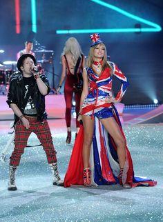 Taylor Swift -- Singer Patrick Stump