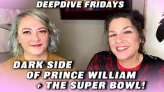 DEEP DIVE INTO THE DARK SIDE OF PRINCE WILLIAM! + DEEP CULT SUPER BOWL! Prince William, Dark Side, Super Bowl, Tarot, The Darkest, Deep, Youtube, Prince Will, Youtubers