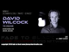 """Ep. 575 FADE to BLACK Jimmy Church w/ #DavidWilcock : Endgame 2016/2017 : LIVE #f2b   #KGRA    Published on Dec 20, 2016 -  David Wilcock is the author of the bestselling books, """"The Source Field Investigations"""" and """"The Synchronicity Key"""".  We have had many..."""
