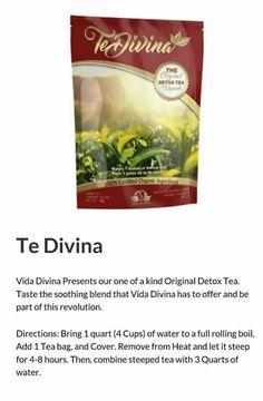 Detox Tea, Bring It On, The Originals, Life