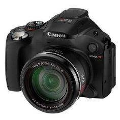Canon Powershot SX40 HS - Cámara digital 12.1 Megapíxeles